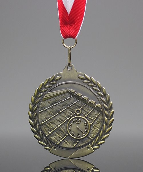 Picture of Traditional Swimming Medal