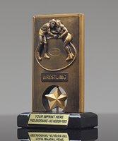 Picture of Spinner Wrestling Award