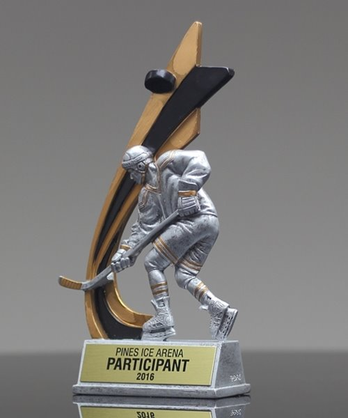 Picture of Live Action Hockey Trophy