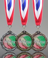 Picture of Epoxy-Domed Track Medals