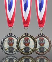 Picture of Epoxy-Domed Hockey Medals