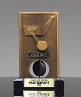 Picture of Spinner Hockey Award