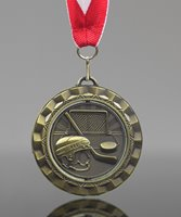 Picture of Hockey Spinner Medal