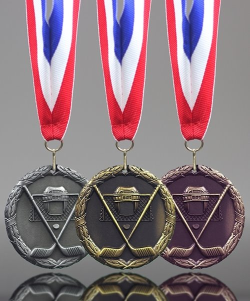 Picture of Classic Hockey Medal