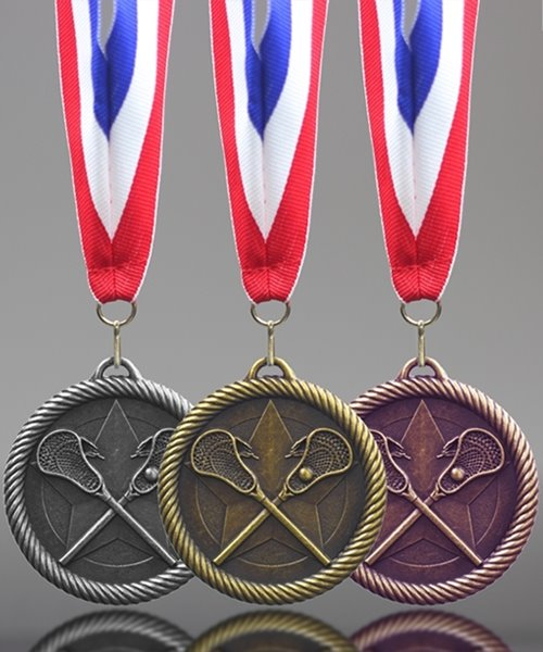 Picture of Value Lacrosse Medal