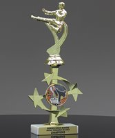 Picture of All-Star Martial Arts Trophy