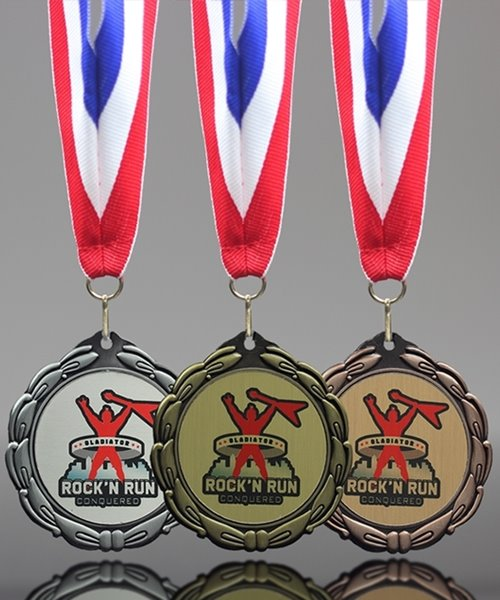 Picture of Custom Deluxe Medals