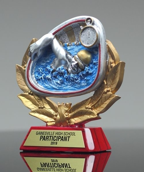 Picture of Stamford Athletic Swimming Award