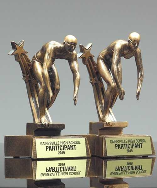 Picture of Superstar Swimming Award
