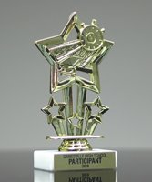 Picture of Sports Star Swimming Trophy