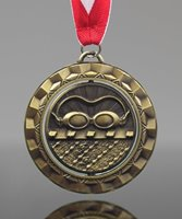 Picture of Swimming Spinner Medal
