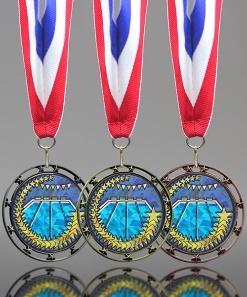 Picture of Swimming Star Medal