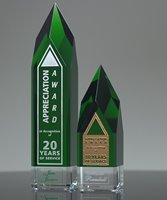 Picture of Crystal Monolith Award