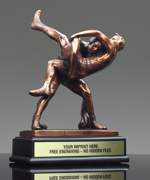 Picture of Gallery Wrestling Trophy
