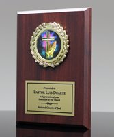 Picture of Pastor Appreciation Plaque w/Mylar
