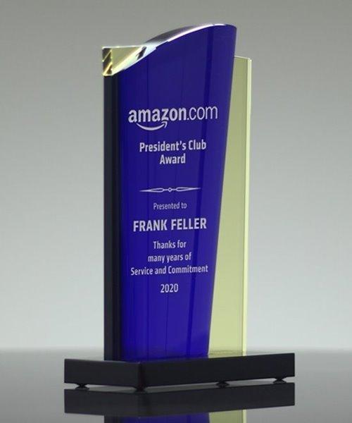 Picture of Malibu Crystal Award