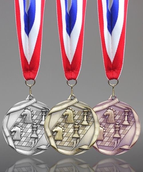 Picture of Chess Recognition Medals