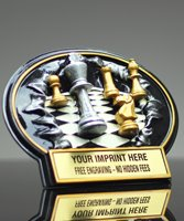 Picture of Burst Through Chess Award