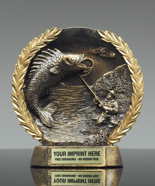 Picture of Bronzestone Fishing Award
