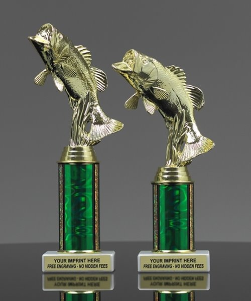 Picture of Fishing Tournament Trophy