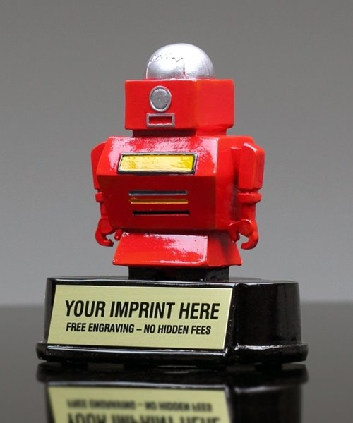 Picture of Robot Trophy