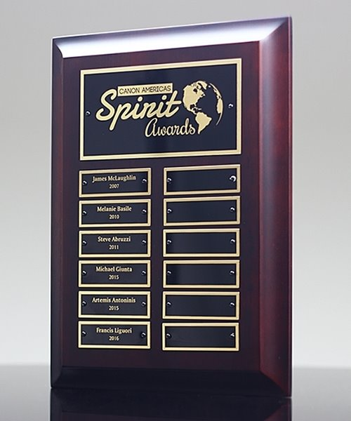 Picture of Service Award Plaque