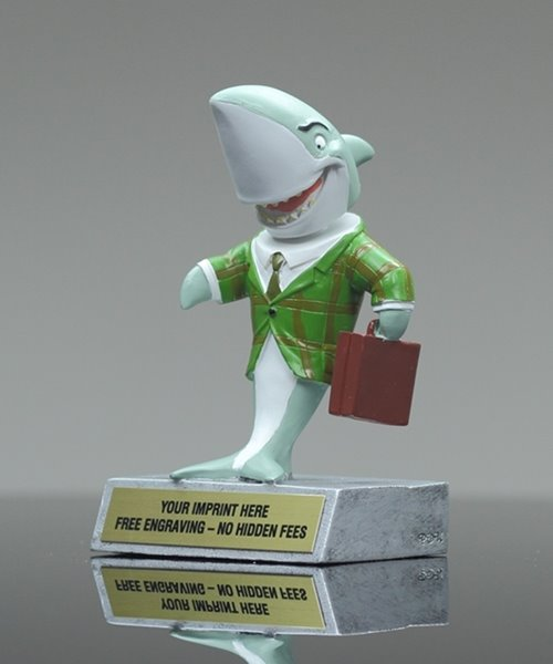 Picture of Sales Shark Bobble Head