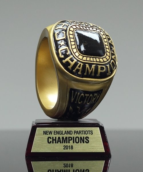 Picture of Championship Ring Resin