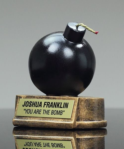 Picture of Bomb Trophy