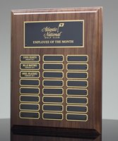 Picture of Acknowledgement Perpetual Plaque