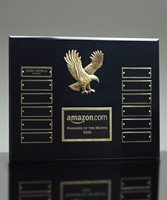 Picture of Soaring Eagle Perpetual EOM Plaque