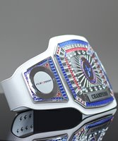 Picture of Championship Award White Leather Belt