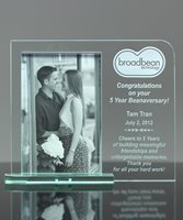 Picture of Mainliner Glass Photo Frame