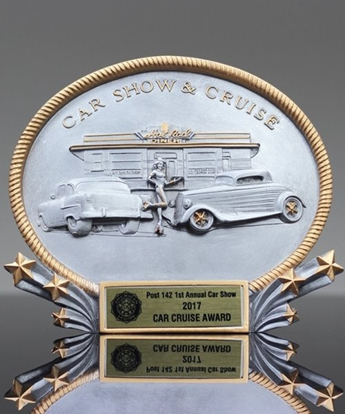 Picture of Car Show & Cruise Award