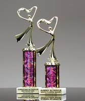 Picture of Pretty-in-Pink Star Dance Trophy