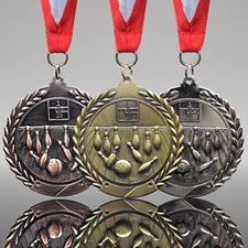 Picture for category Traditional Cast Medals