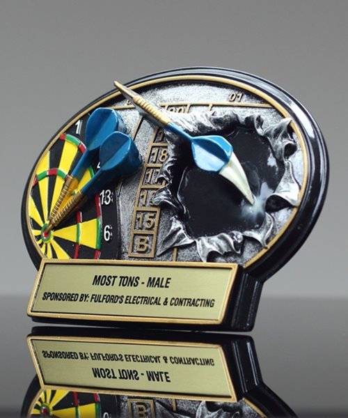 Picture of Burst Through Darts Award