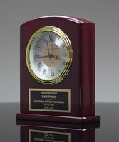 Picture of Diamond-Spun Desk Clock
