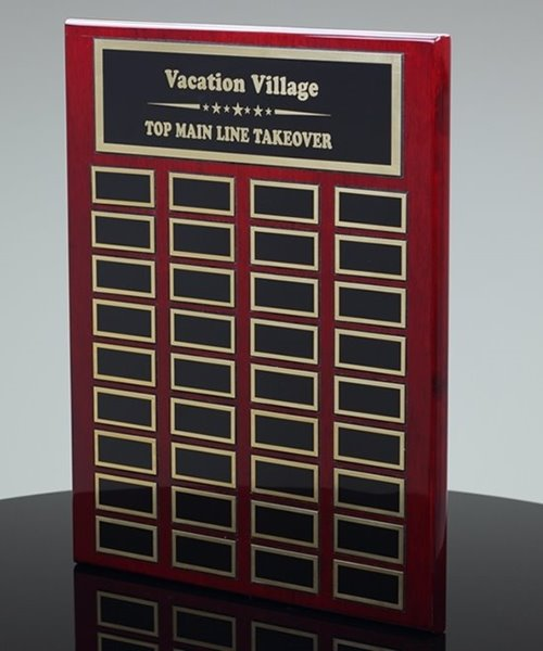 Picture of Monthly Recognition Plaque