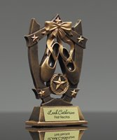 Picture of Star Shield Ballet Trophy