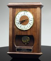 Picture of Pendulum Chime Wall Clock