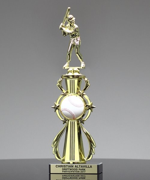 Picture of Baseball Sport Riser Trophy