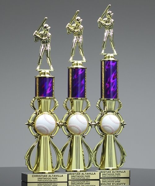 Picture of Sport Riser Baseball Trophy
