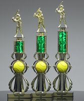 Picture of Sport Riser Softball Trophy