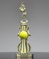 Picture of Softball Sport Riser Trophy