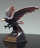 Picture of Diving Eagle Award