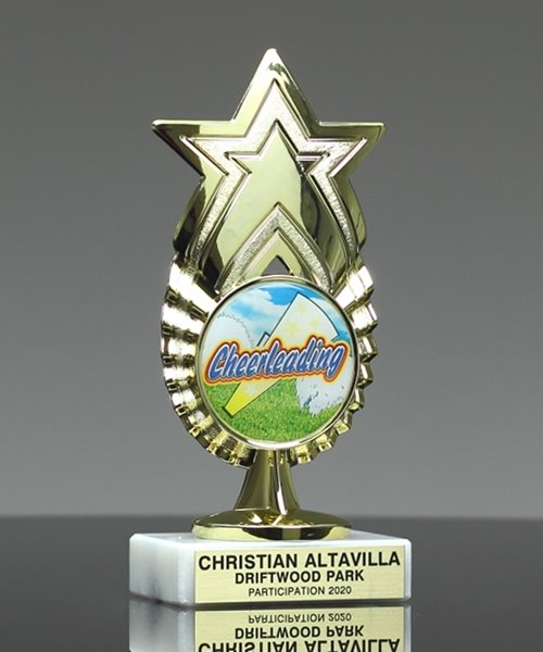 Picture of Activity Star Trophy