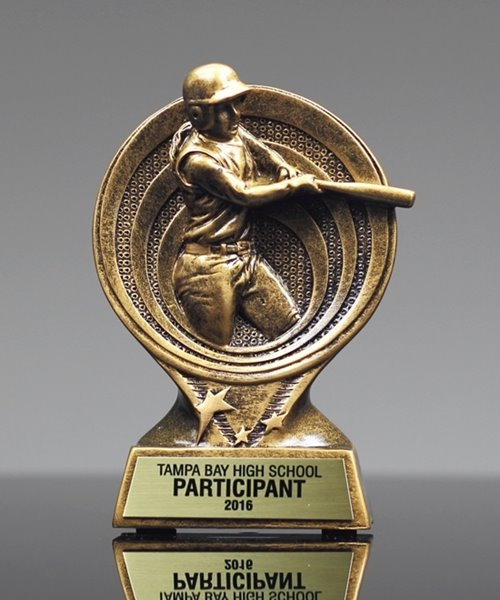 Picture of Saturn Softball Trophy