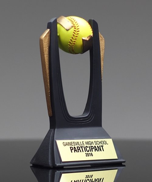 Picture of High Top Softball Award