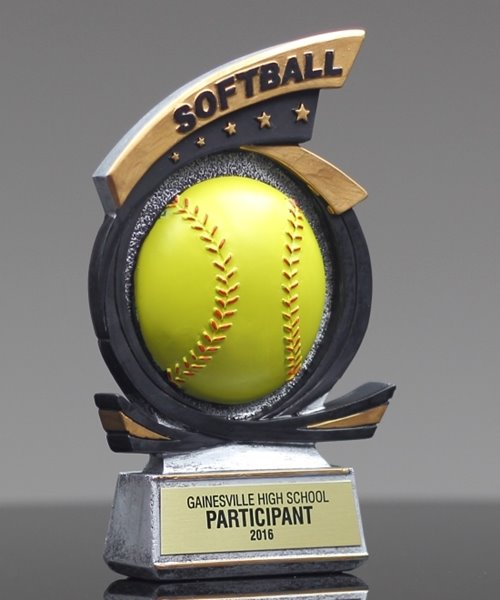 Picture of All-Star Softball Award